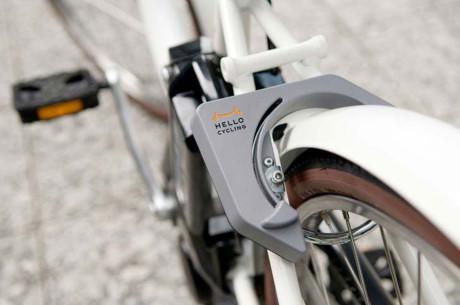 Nhật Bản hiện thực hóa ý tưởng chia sẻ… xe đạp