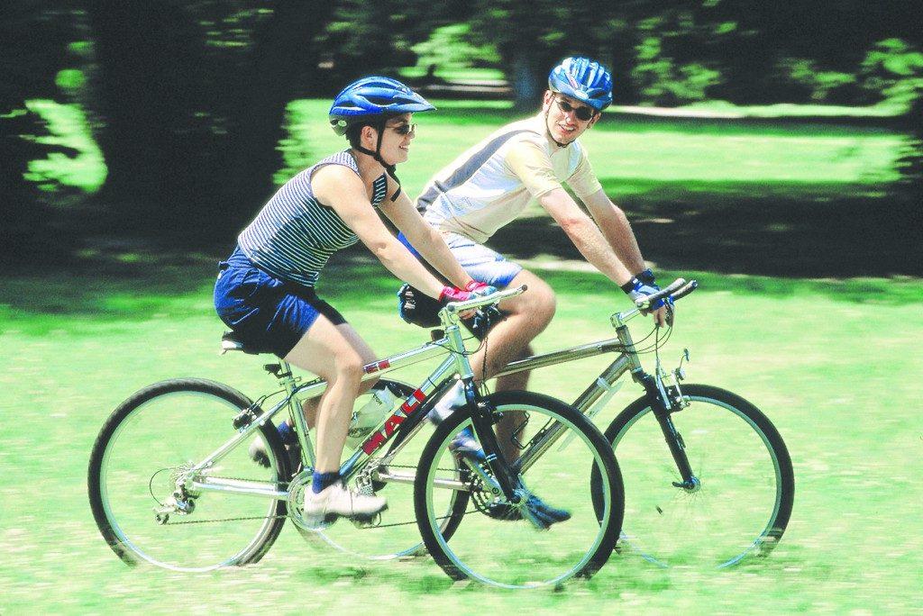 Lợi ích của việc đạp xe đạp hằng ngày