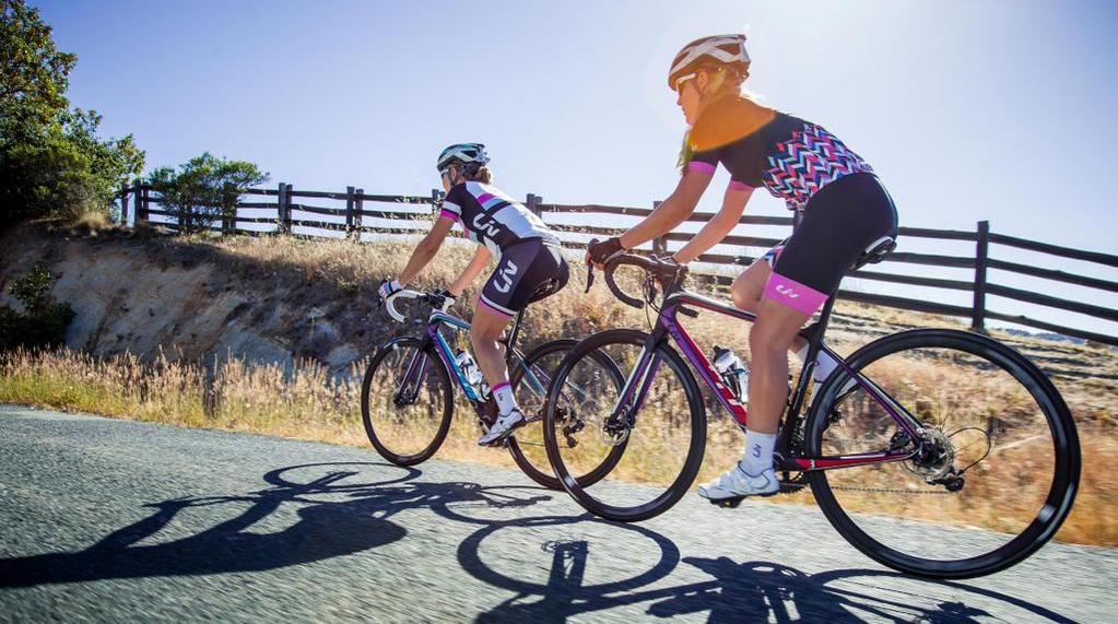 Chọn mẫu xe đạp thể thao phù hợp với nữ giới