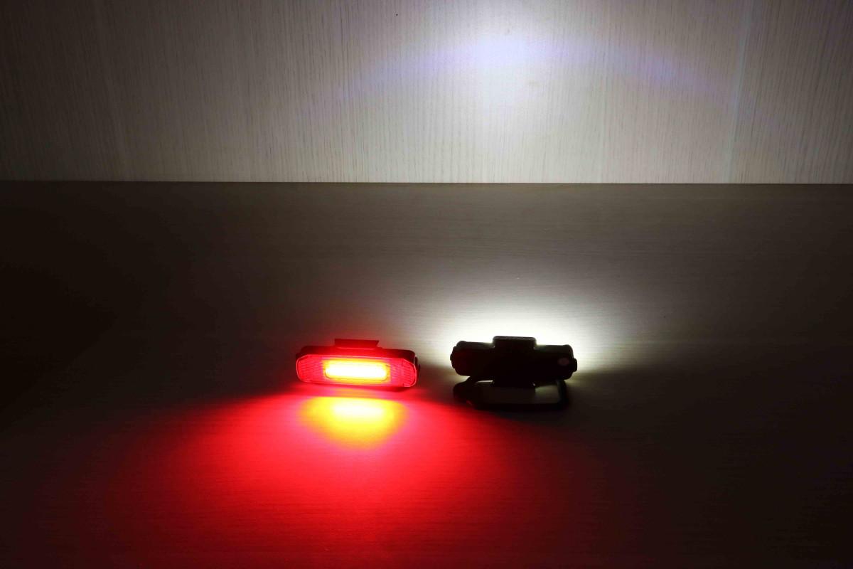 Đèn xe đạp Numen Sprak Mini siêu sáng