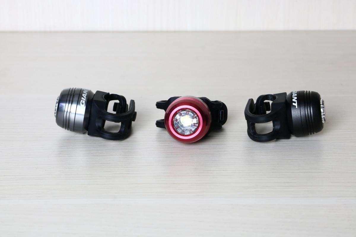 Đèn xe đạp Numen Click HL với 3 màu sắc khác nhau