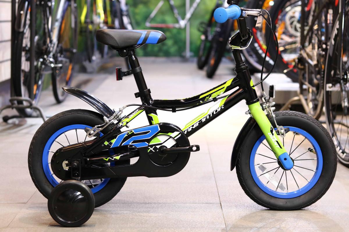 Xe đạp 3 bánh cho bé Giant Animator F/W 12 dành cho con yêu từ 2 đến 4 tuổi