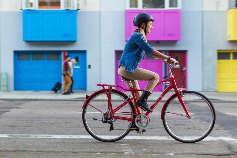 Kinh nghiệm lựa chọn xe đạp cho nữ và 3 mẫu xe đạp nữ ấn tượng