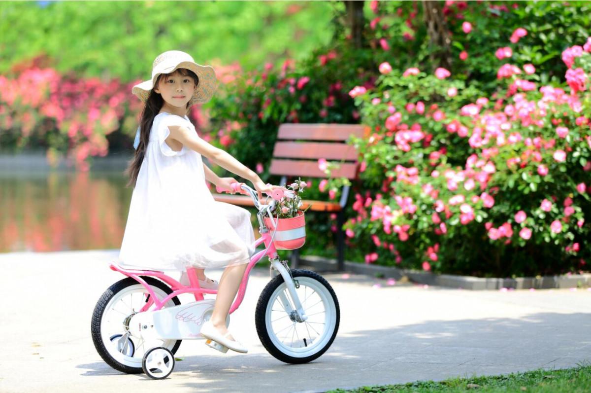 Những chú ý khi lựa chọn xe đạp cho bé
