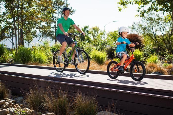 Chọn xe đạp cho trẻ em cũng cần đúng cách