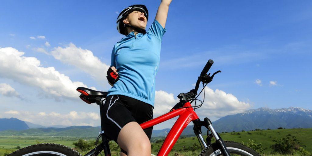 Đạp xe – liều thuốc giảm căng thẳng hữu hiệu