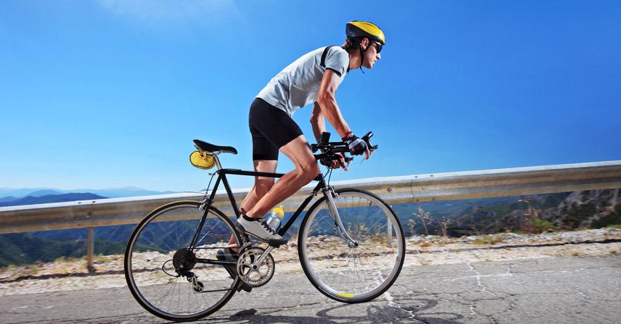 Cách tăng sức bền khi đạp xe
