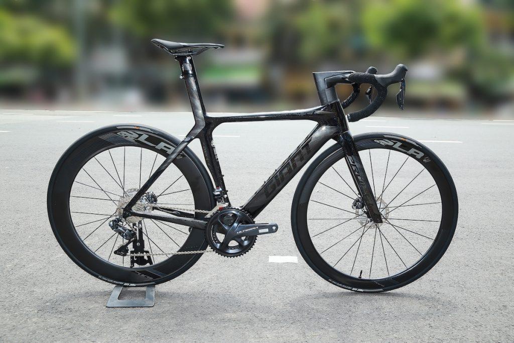 tổng hợp 12 mẫu xe đạp đua cao cấp của Giant