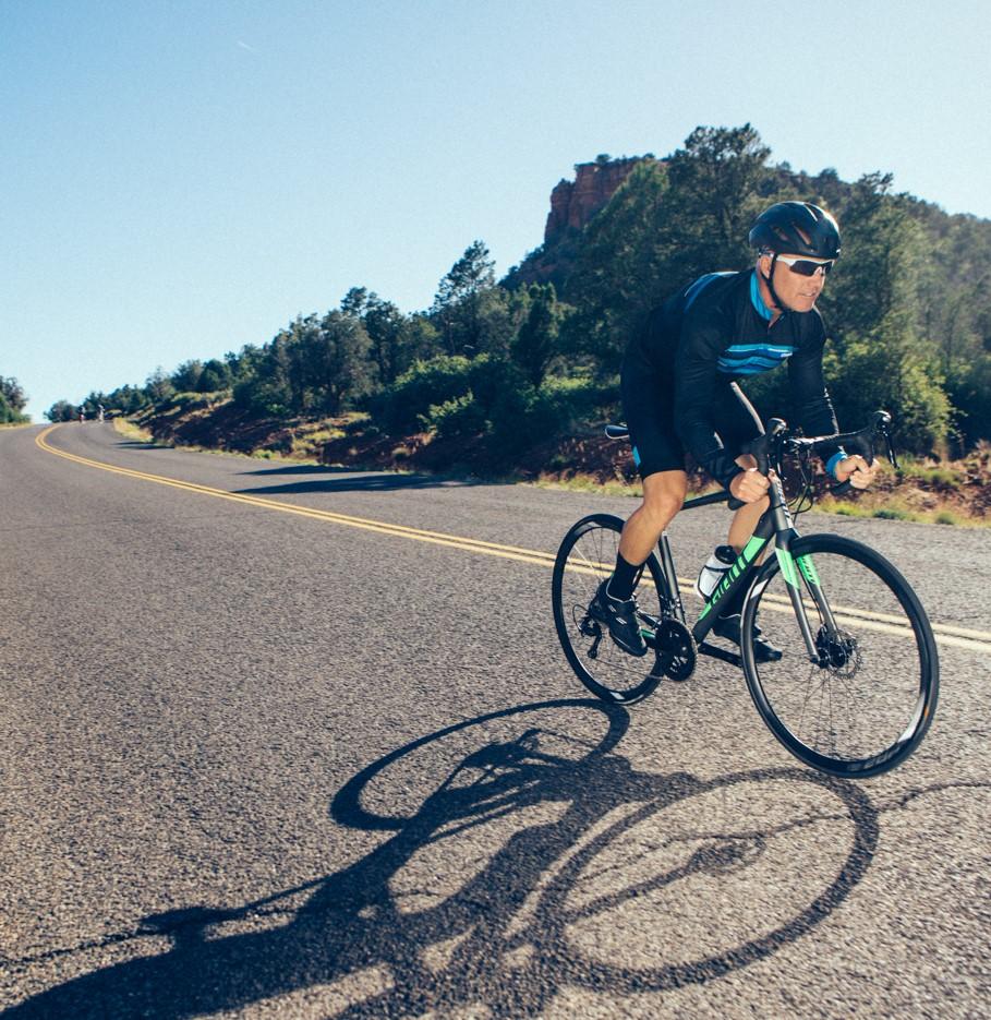 Giant Contend- Dòng xe đạp đua cho người mới bắt đầu