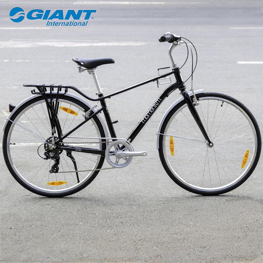 Xe đạp đường phố Momentum Ineed Street được thiết kế theo phong cách cổ điển mạnh mẽ dành cho nam