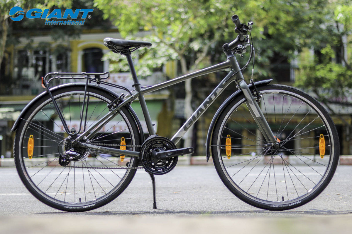 Xe đạp Escape 2 City được thiết kế thanh lịch