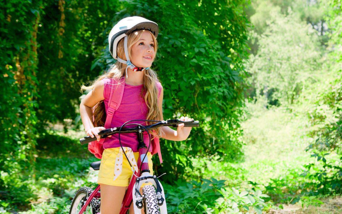 Xe đạp trẻ em món quà đặc biệt với con yêu