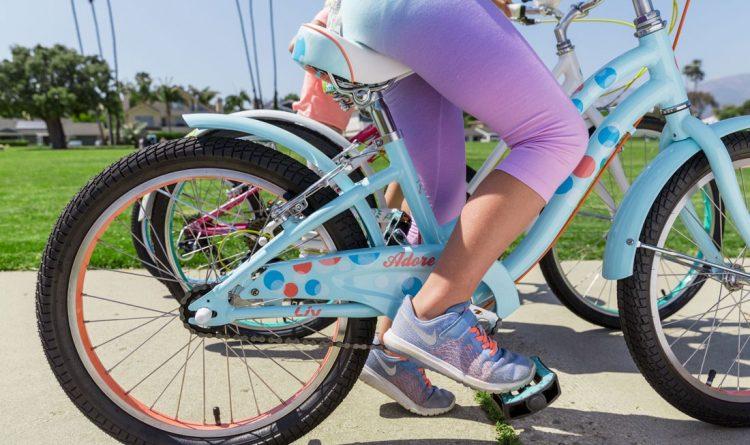 Xe đạp trẻ em Giant màu sắc tuơi tắn, chất lượng cao