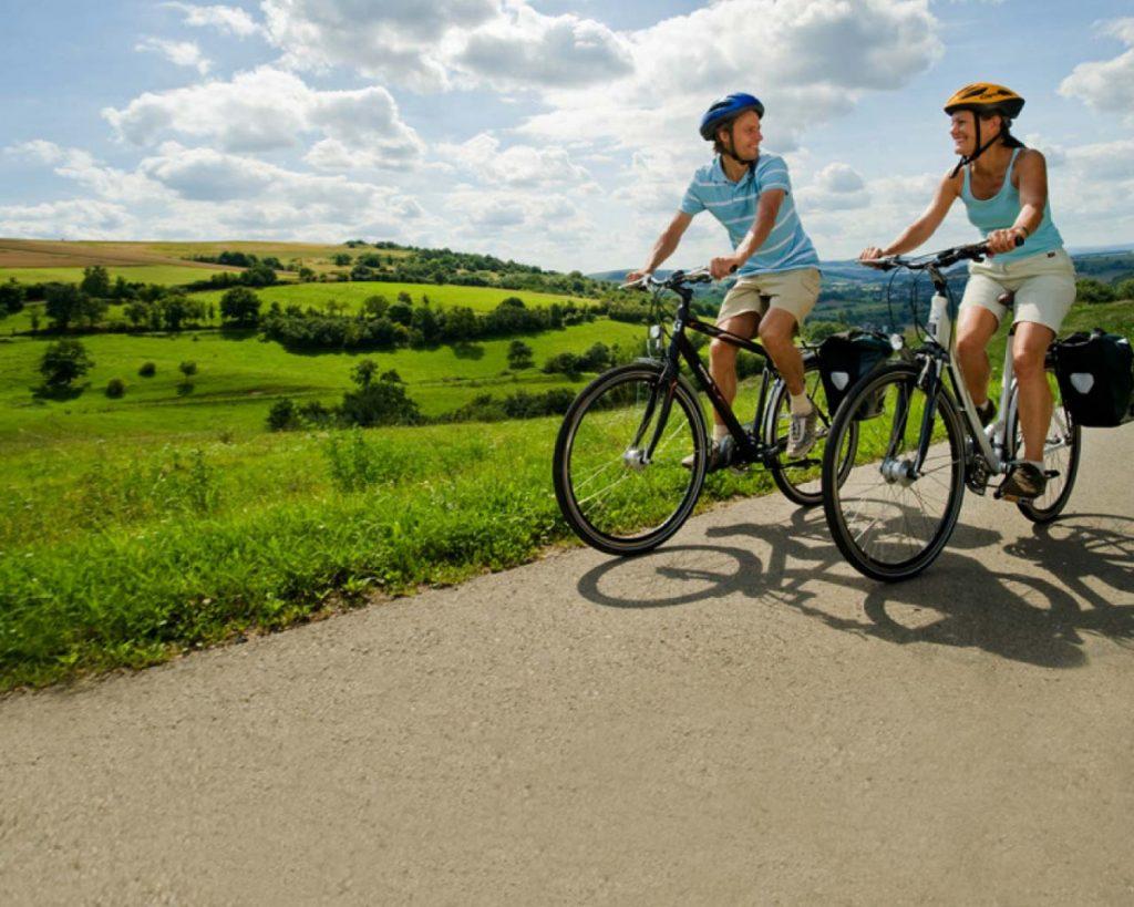 Những nguyên tắc không bao giờ thừa khi đi phượt bằng xe đạp