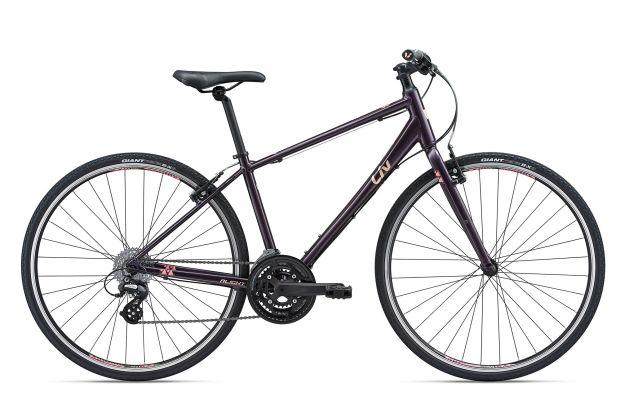 Xe đạp dành cho học sinh - sinh viên nữ Liv Alight 2 DD 2018 tuyệt đẹp