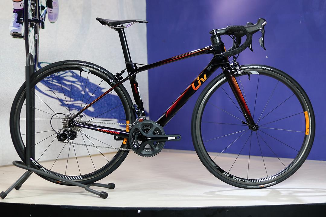 Langma Advanced Pro được thiết kế dành riêng cho những tay đua nữ