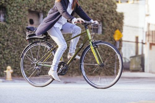 Mẫu xe đạp dành cho những cô cậu yêu thích phong cách thanh lịch