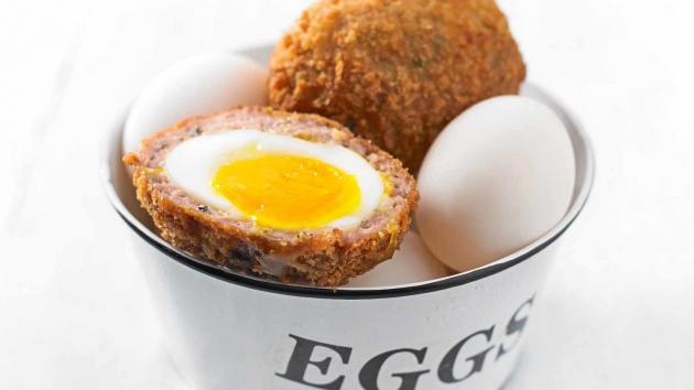 Các món trứng đơn giản dễ thực hiện, tiết kiệm thời gian chế biến khi đi dã ngoại