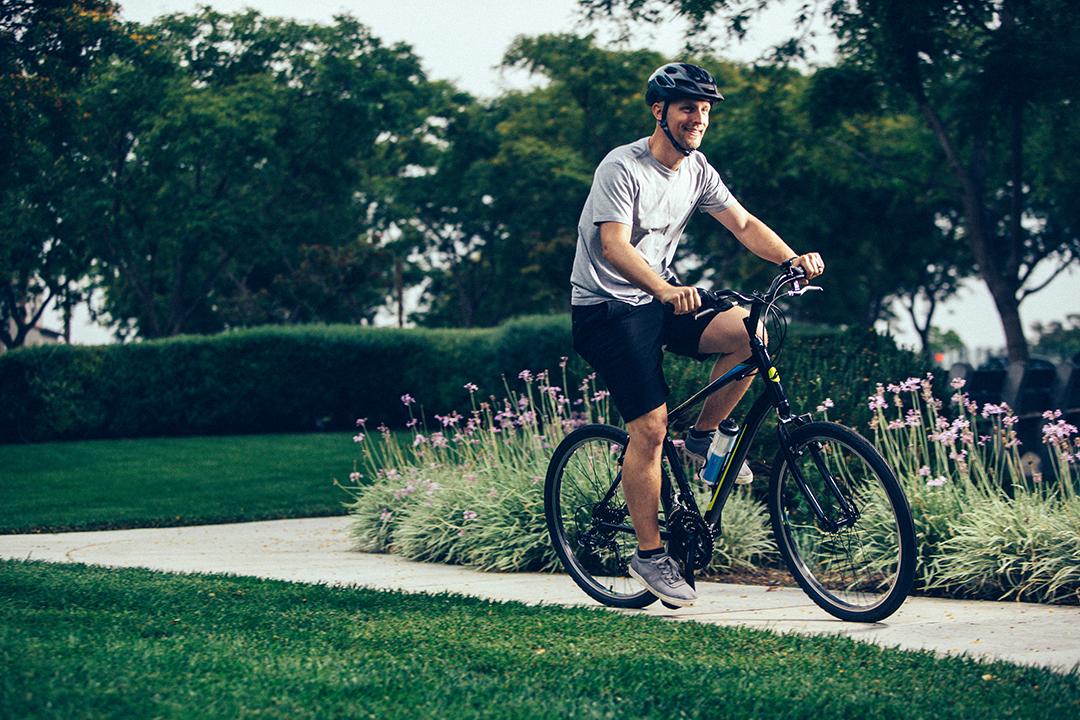 Đạp xe giúp khỏe mạnh và giải tỏa căng thẳng