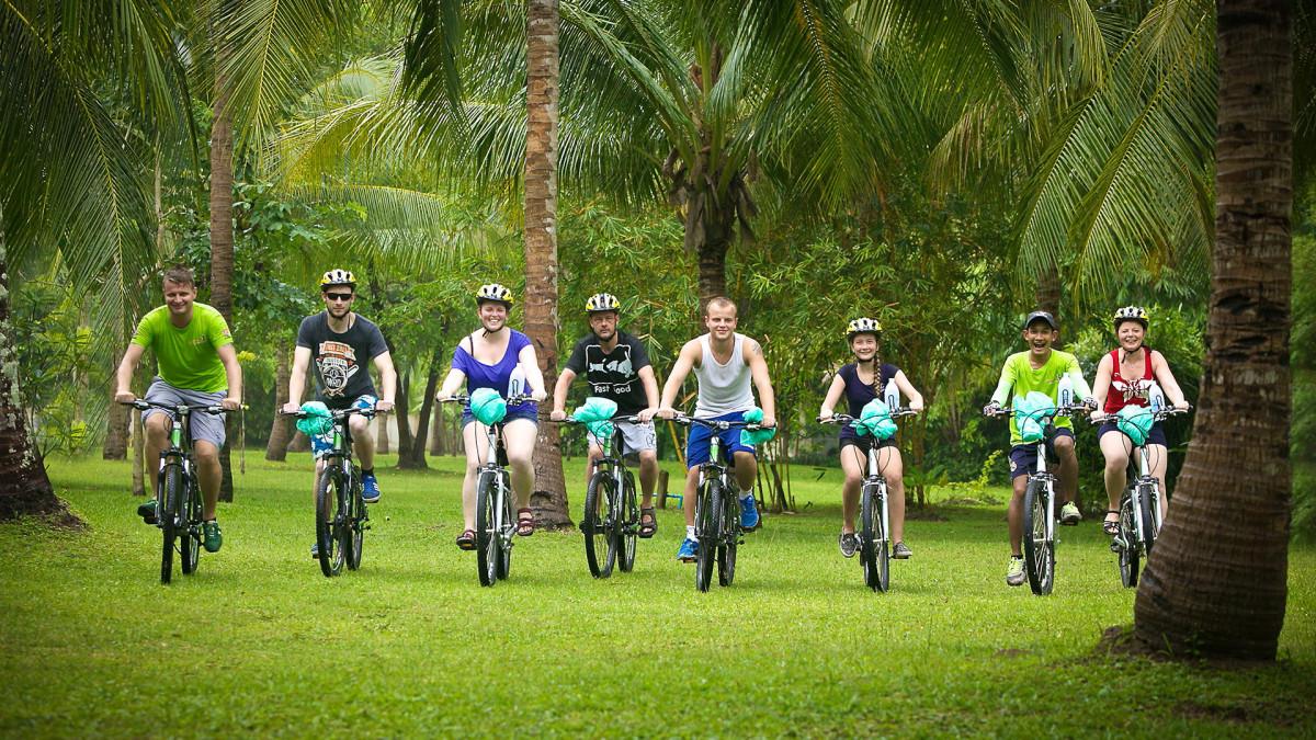 Mở rộng mối quan hệ xã hội bằng cách đạp xe đạp thể thao