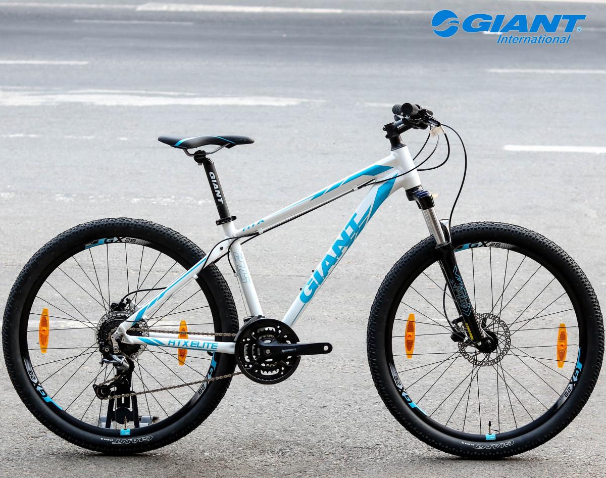 Xe đạp Giant ATX Elite 1 thiết kế với phong cách mạnh mẽ cá tính