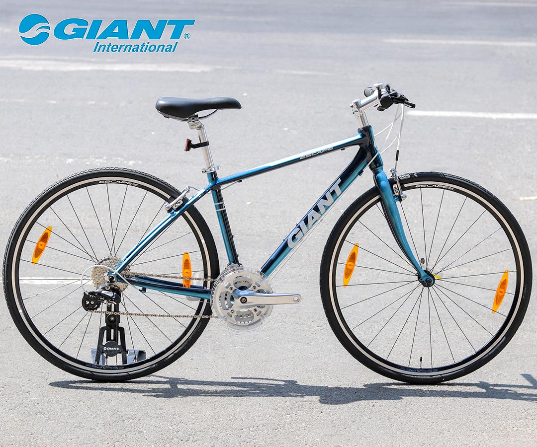 Xe đạp Giant Escape R3 kiểu dáng rất phù hợp với nhiều bạn teen