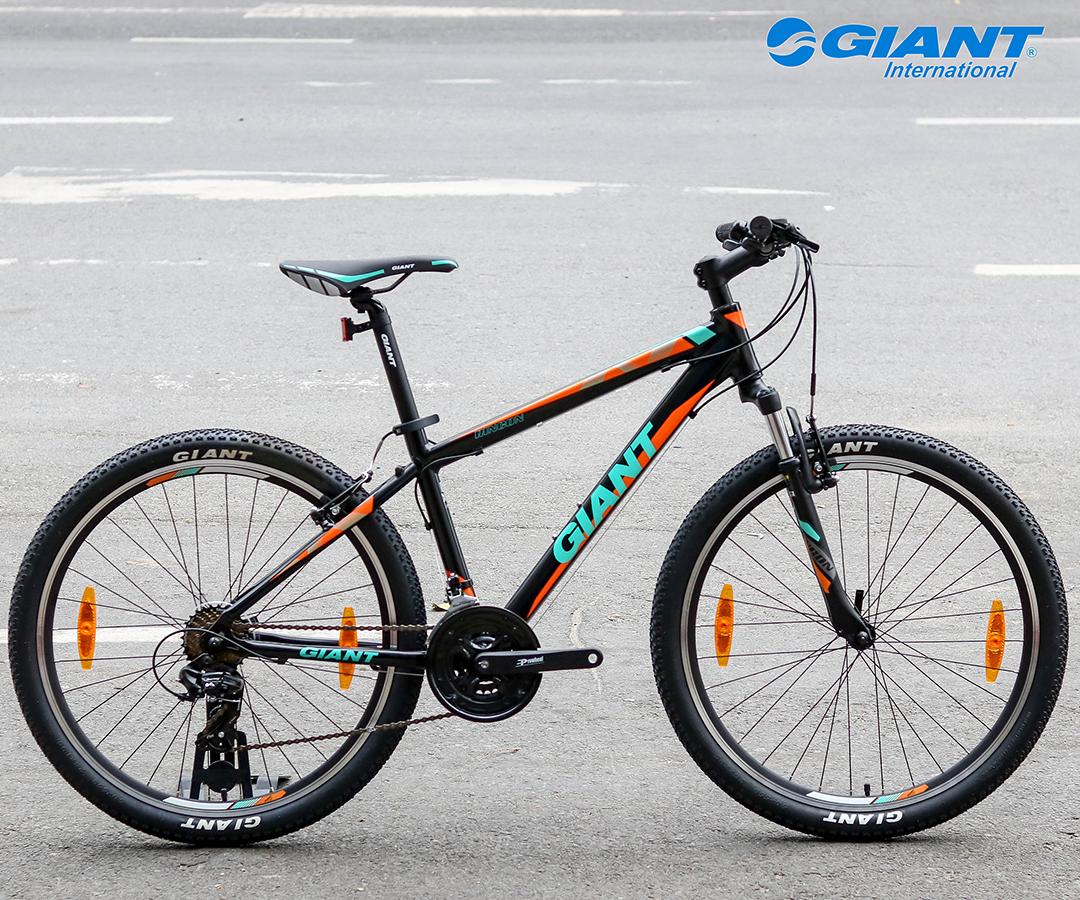 Xe đạp Giant Rincon phiên màu xanh da trời tươi trẻ