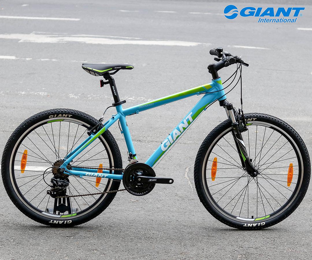Xe đạp địa hình Giant Rincon mang đậm phong cách thể thao phù hợp các teen nam