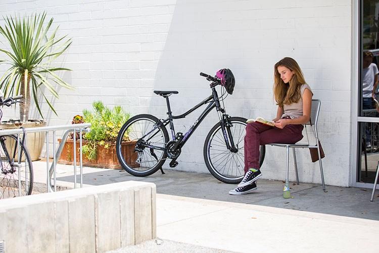 Cách lựa xe đạp chuẩn không cần chỉnh dành cho học sinh, sinh viên