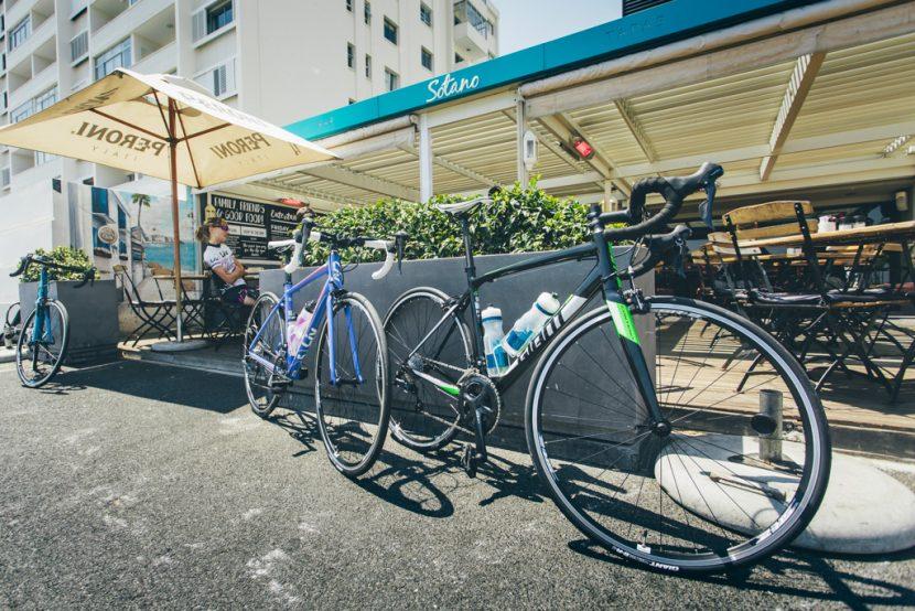 Café và đạp xe – niềm vui của những trái tim rộng mở