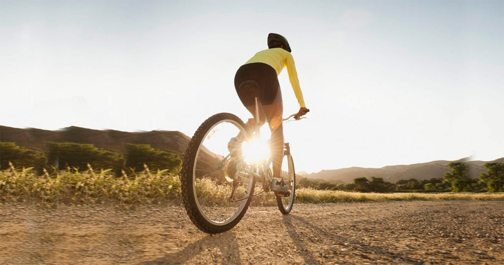 Giảm cân bằng xe đạp bạn đã thử bao giờ chưa?