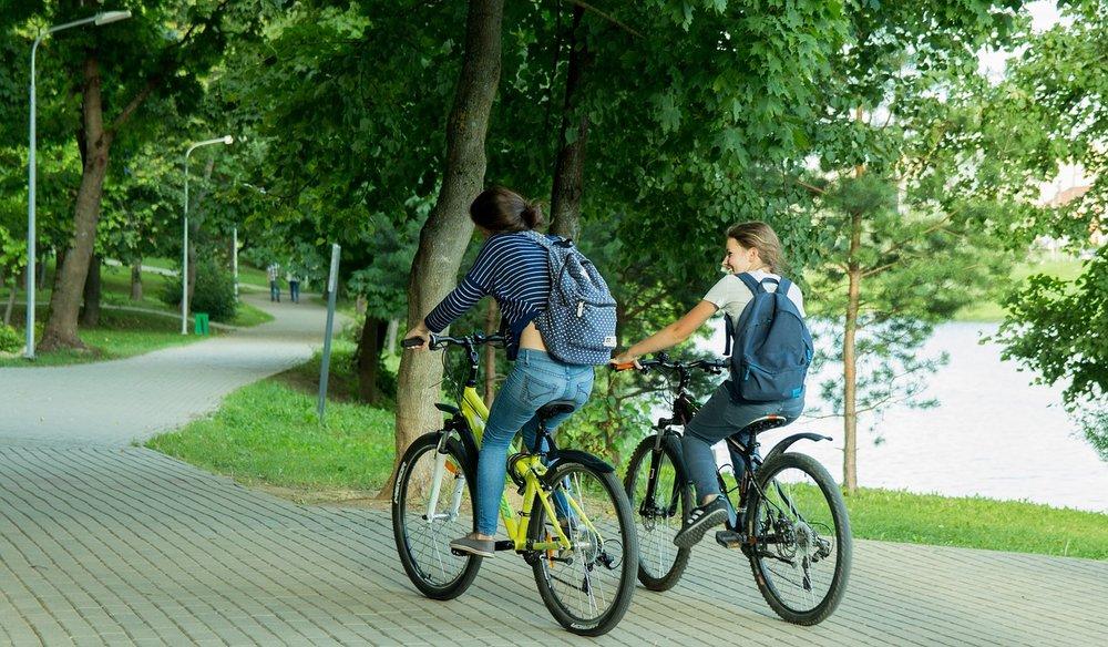 """Teen đạp xe đi học, cần """"thuộc lòng"""" 10 mẹo sau"""