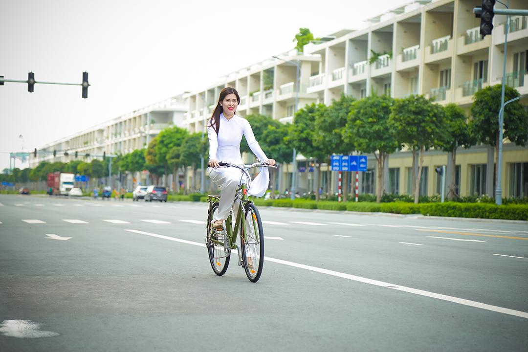Đạp xe giúp các bạn dễ dàng ghi nhớ lượng kiến thức khổng lồ