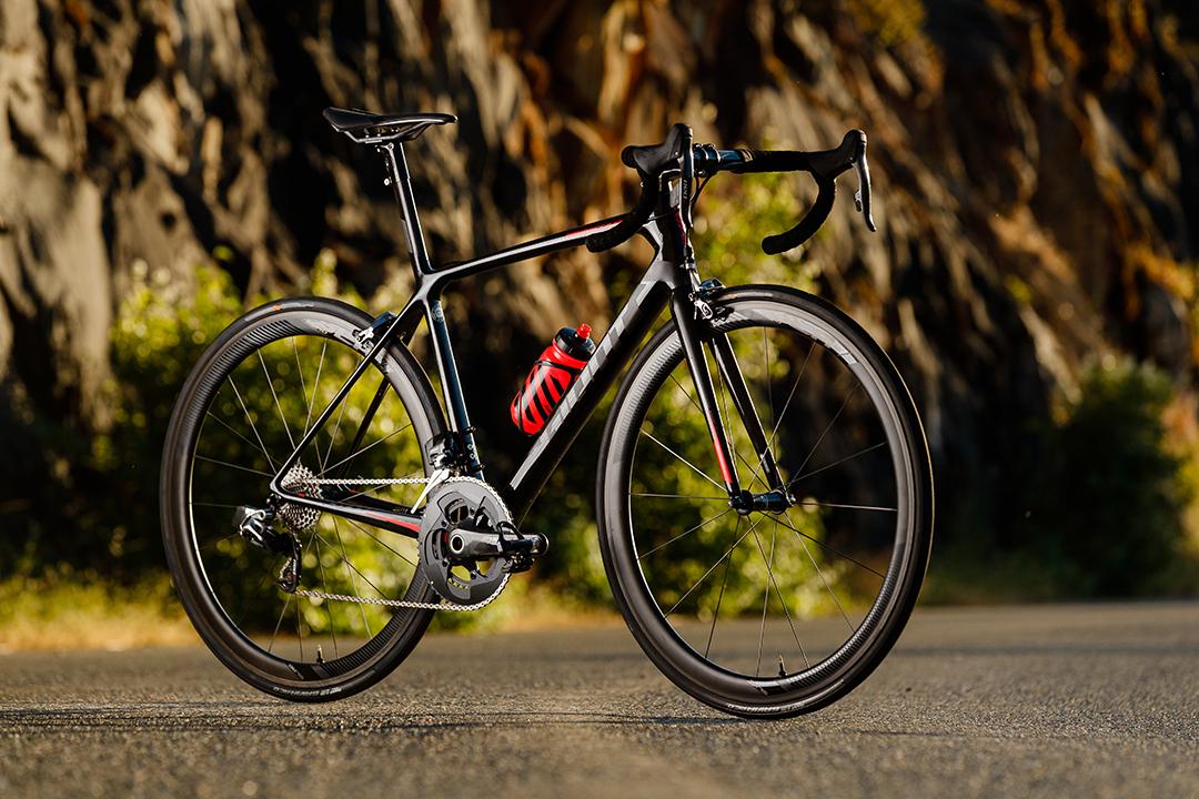 Xe đạp đua Giant TCR Advanced SL 0 model năm 2019