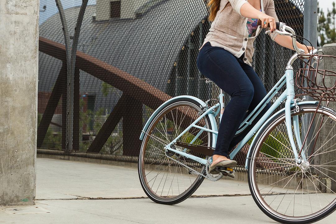 Đạp xe tốt cho phụ nữ mang thai, giúp em bé khỏe mạnh hơn