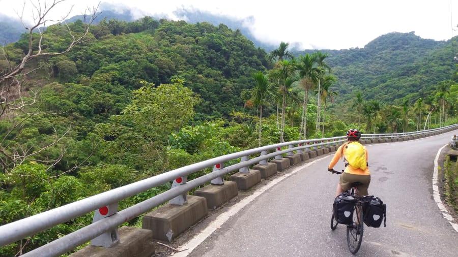 Phượt vùng cao nguyên bằng xe đạp