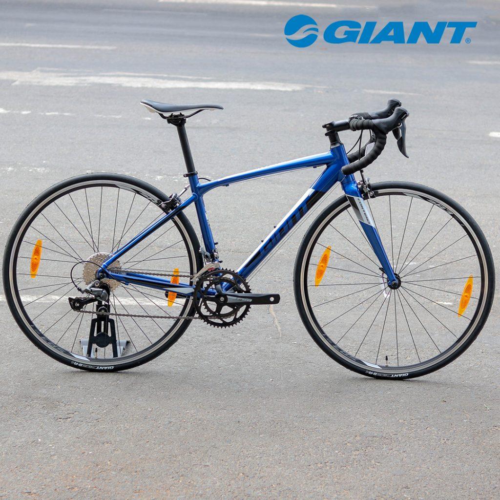Contend 2 xe đạp đua dành cho những chuyến phượt
