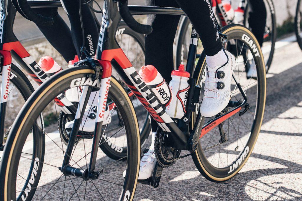 Ngắm nhìn xe đạp đua TCR Advanced SL Team 2019