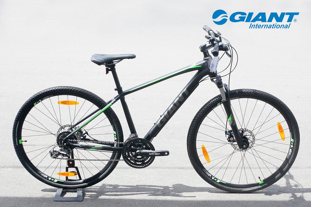 Roam 3 Disc ra đời dựa trên sự kết hợp giữa dòng xe địa hình và xe đạp đua