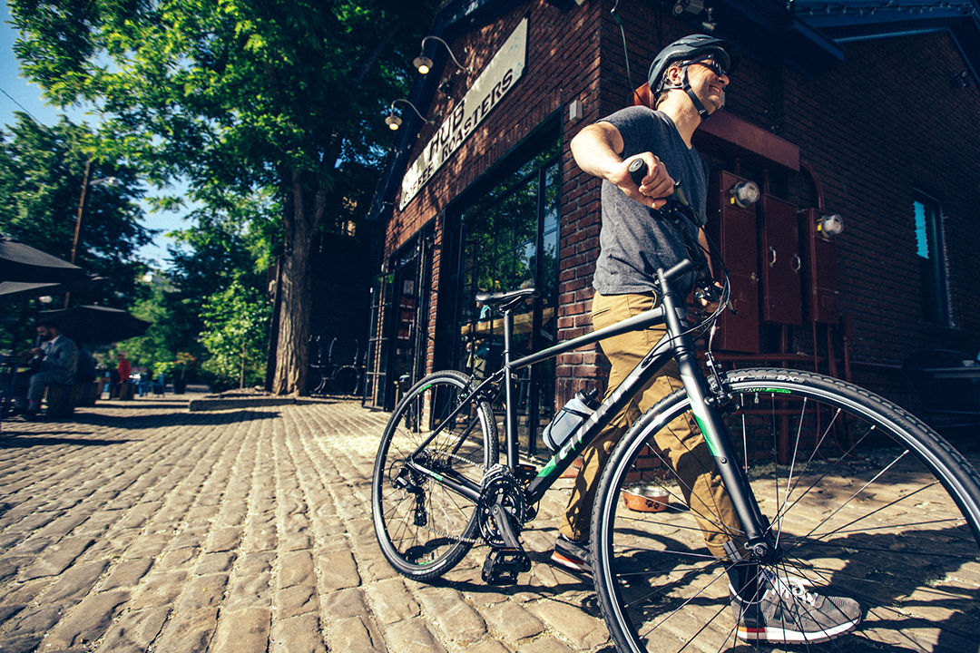 Giant Escape - dòng xe hàng đầu đạp trong thành phố