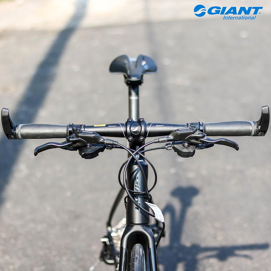 Ghi đông ngang mang giúp người đạp điều khiển xe dễ dàng hơn