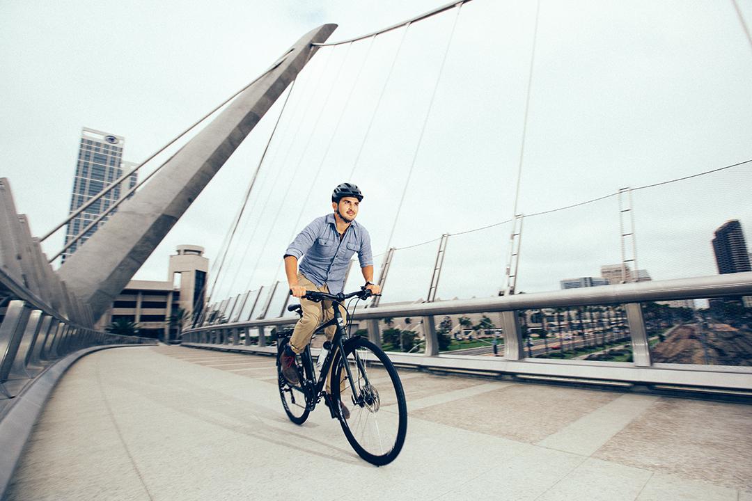 Giant Escape được nhiều người tin dùng đạp đến văn phòng, đạp dạo phố