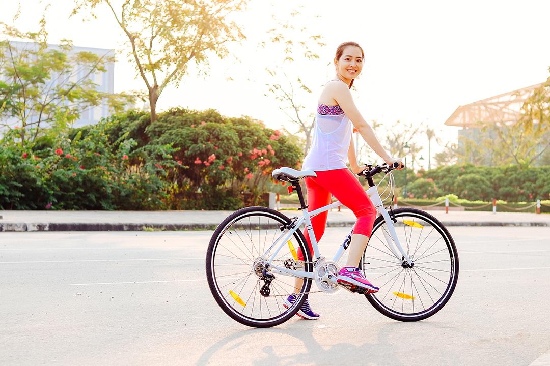 Escape R3 là mẫu xe đạp đường phố có kiểu dáng thời trang
