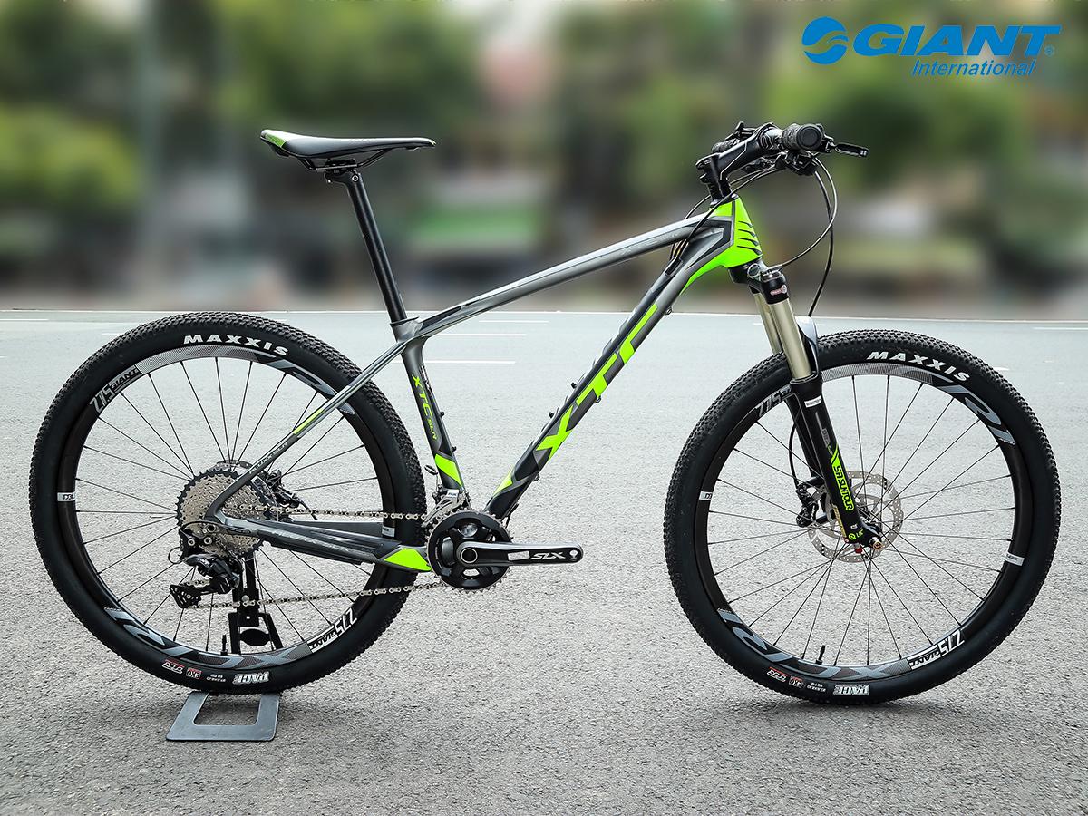 Mẫu xe đạp MTB cao cấp XTC SLR 2 được bán với mức gá niêm yết 43.900.000 đồng