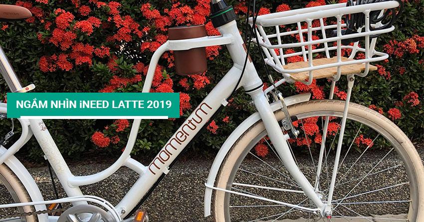 Nhìn ngắm xe đạp nữ iNeed Latte 2019