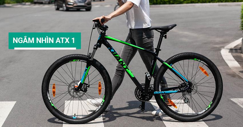 Ngắm nhìn xe đạp địa hình ATX 1