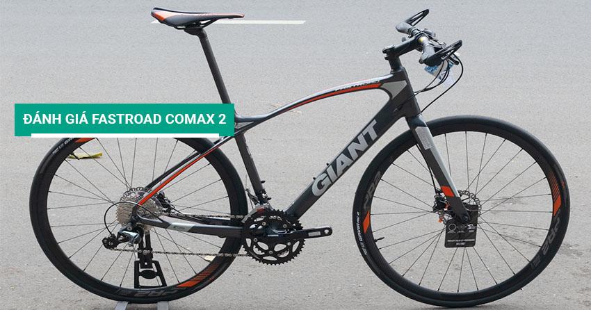 Đánh giá xe đạp thể thao FastRoad CoMax 2