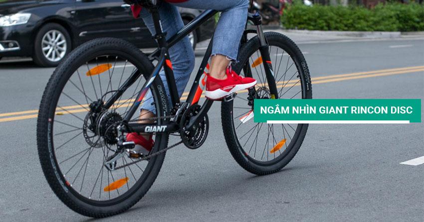 Ngắm nhìn xe đạp địa hình Rincon Disc