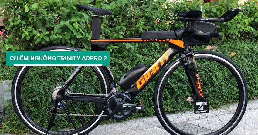 Chiêm ngưỡng xe đạp tính giờ Trinity Advanced Pro 2 2019