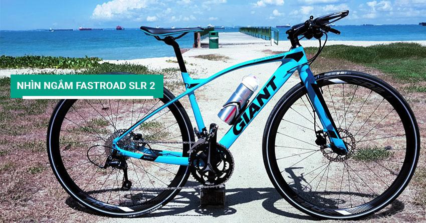 Nhìn ngắm xe đạp thể thao FastRoad SLR 2
